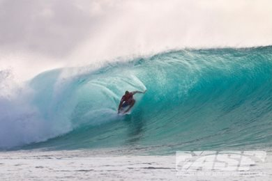 Final Day Volcom Fiji Pro Called ON at Cloudbreak
