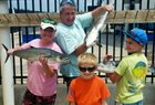 August Fishing Off Cape Canaveral