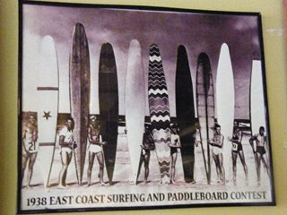 East Coast Surfing Hall Of Fame Museum