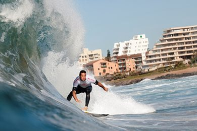 Jordy Smith Primed for Success at ASP Prime Mr Price Pro Ballito