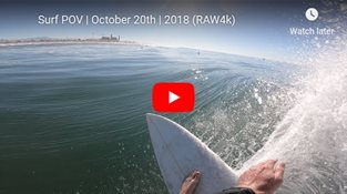 Surf POV | October 20th