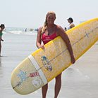 Debbie Walker - Women's Surfing Profile