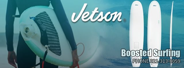 Jetson  Boosted Surfboards  Rescue Boards