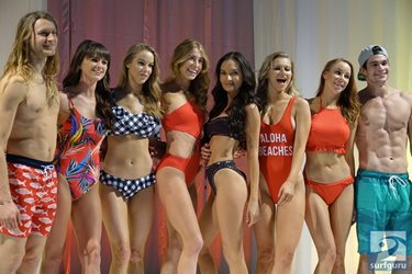Surf Expo Jan 2019 Beach Ware Fashion Show