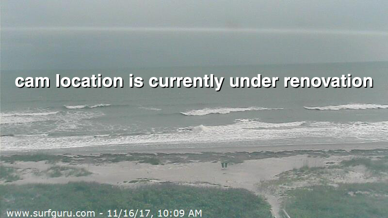 Sidney Fischer Park Surf Report and Cocoa Beach Surf
