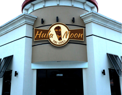 Happy Hour at Hula Moon Tiki Grill Indian Harbour Beach