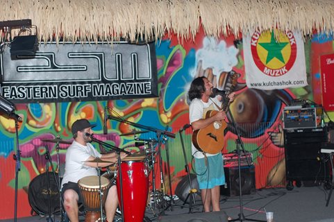 ESM and Lanceo International Surf Day Party at The Monkey Bar