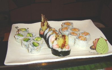 Bayridge Sushi Restaurant in Apopka Food Review