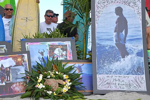 Gary Propper Memorial Paddle Out