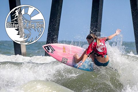 20th Annual Sisters of the Sea Surf Classic