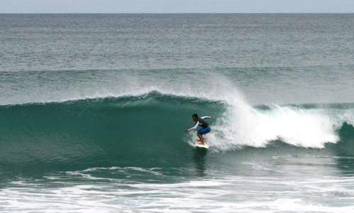 Hurricane Edouard Surfing Blog by Christa XX