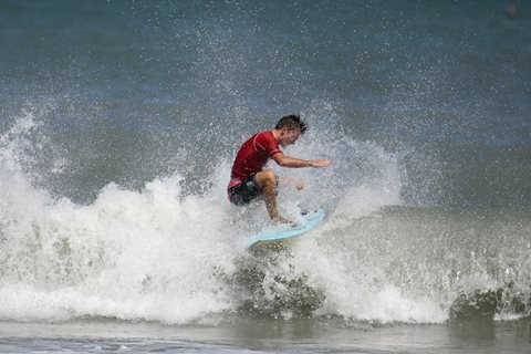 55th Annual Easter Surf Contest Open Pro