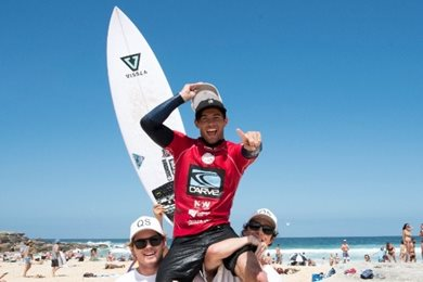 CAM RICHARDS EARNS MAIDEN QS VICTORY AT CARVE PRO QS1000