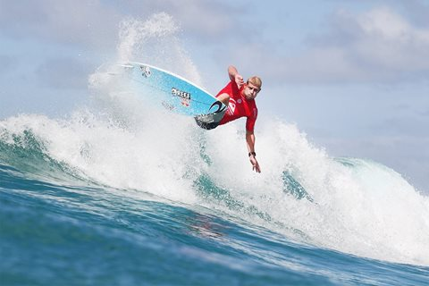 Mick Fanning Returns to WSL Championship Tour