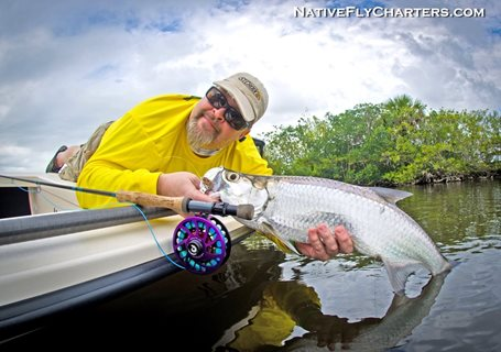Mosquito Lagoon Fishing Report