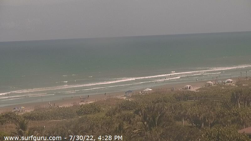 cocoa beach surf report and surf drive surf cam - florida surf cams
