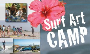 Surf Art Camp