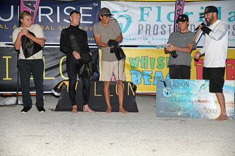 5th Annual Locals Only Surf Contest Awards Ceremony