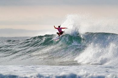 Rip Curl Womens Pro Bells Beach Opens with Big Performances