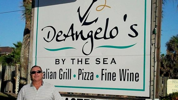 UnderGround Pizza Patrol @ DeAngelo's by The Sea