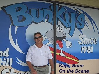 Bunky's Indialantic Wing Review