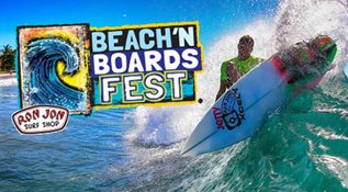 Ron Jon Beach 'N Boards Fest in Cocoa Beach