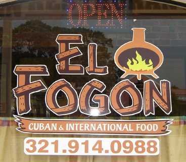 El Fogon Cuban and International Food Central Fl.