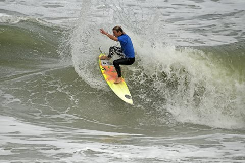 5th Annual Locals Only Surf Contest - Day 2