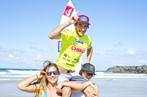 Michael Wright Crowned the 2014 Chiko MP Classic Champion