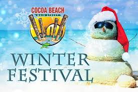 3rd Annual Winter Festival…Blizzard at the Beach!