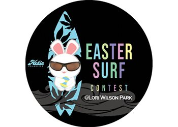 55th Annual Easter Surf contest