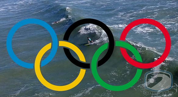 Surfing the New Olympic Sport!