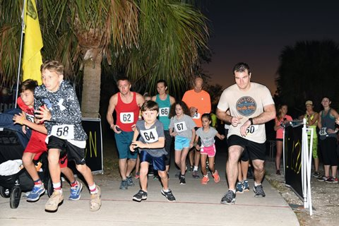 Locals Only 3K Fun Run