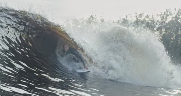 Kelly Slater introduces the perfect wave