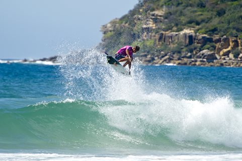 Big Guns Blaze On Day Two of the Hurley Australian Open of Surfing Pro Junior