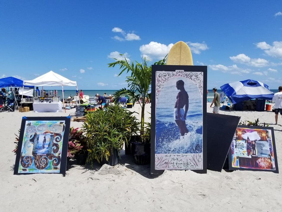 55th Annual Easter Surf contest and remembering Gary Propper