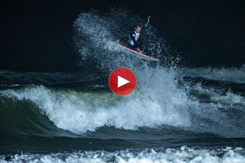 Red Bull Night Riders - Jacksonville Surf Scene Short Film