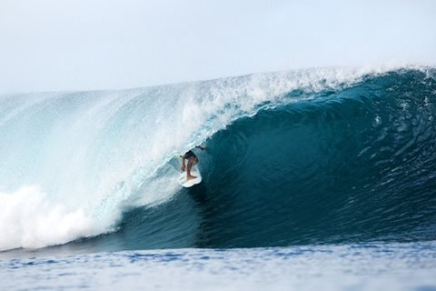 Promising Long Range Forecast for Billabong Pipe Masters