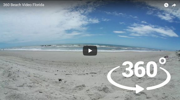 360 Video at Paradise beach