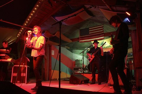 The Fixx Live in Concert at Captain Hiram's