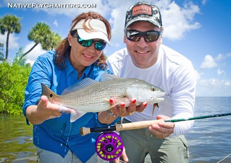 August Indian River Fishing Trip Photos