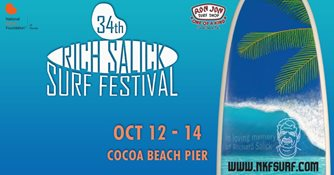 34th Rich Salick Surf Festival