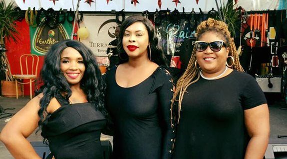 The Ladies of Soul  and the LOS Band